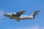 チャッピー・シミズさんが、小松空港で撮影した航空自衛隊 C-2の航空フォト(写真)
