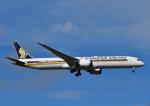 じーく。さんが、成田国際空港で撮影したシンガポール航空 787-10の航空フォト(飛行機 写真・画像)