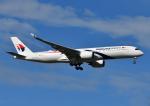 じーく。さんが、成田国際空港で撮影したマレーシア航空 A350-941の航空フォト(飛行機 写真・画像)