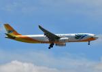じーく。さんが、成田国際空港で撮影したセブパシフィック航空 A330-343Eの航空フォト(写真)