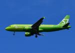 じーく。さんが、成田国際空港で撮影したS7航空 A320-214の航空フォト(飛行機 写真・画像)