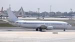 誘喜さんが、アタテュルク国際空港で撮影したヨルダン・アビエーション 737-46Bの航空フォト(写真)