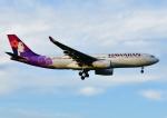 じーく。さんが、成田国際空港で撮影したハワイアン航空 A330-243の航空フォト(写真)
