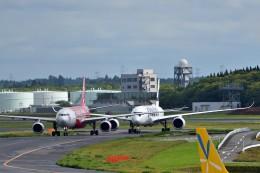 JA946さんが、成田国際空港で撮影したタイ・エアアジア・エックス A330-343Xの航空フォト(写真)