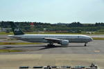 NIKKOREX Fさんが、成田国際空港で撮影したパキスタン国際航空 777-2Q8/ERの航空フォト(写真)