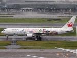 SK-51Aさんが、羽田空港で撮影した日本航空 767-346/ERの航空フォト(写真)