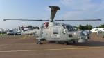ちゃぽんさんが、フェアフォード空軍基地で撮影したイギリス海軍 WG-13 Lynx HAS.2の航空フォト(飛行機 写真・画像)