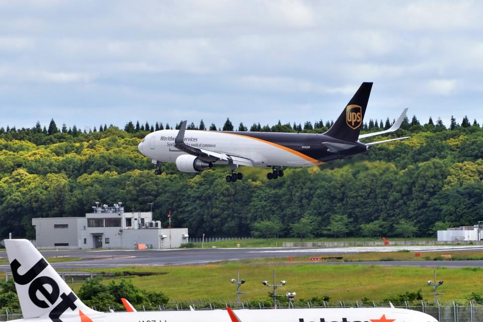 T.SazenさんのUPS航空 Boeing 767-300 (N342UP) 航空フォト
