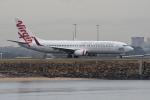 なないろさんが、シドニー国際空港で撮影したヴァージン・オーストラリア 737-8FEの航空フォト(写真)