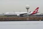 なないろさんが、シドニー国際空港で撮影したカンタス航空 A330-303の航空フォト(写真)