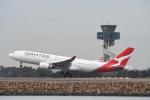 なないろさんが、シドニー国際空港で撮影したカンタス航空 A330-202の航空フォト(写真)