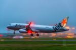 Cygnus00さんが、新千歳空港で撮影したジェットスター・ジャパン A320-232の航空フォト(写真)