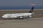 じゃりんこさんが、中部国際空港で撮影したルフトハンザドイツ航空 A340-313Xの航空フォト(写真)