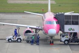 じゃりんこさんが、名古屋飛行場で撮影したフジドリームエアラインズ ERJ-170-200 (ERJ-175STD)の航空フォト(写真)