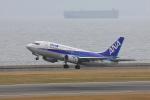 じゃりんこさんが、中部国際空港で撮影したANAウイングス 737-5L9の航空フォト(写真)