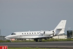 endress voyageさんが、岡山空港で撮影したノエビア 680 Citation Sovereignの航空フォト(写真)