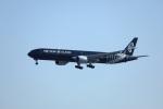 garrettさんが、ロサンゼルス国際空港で撮影したニュージーランド航空 777-319/ERの航空フォト(写真)