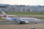 myoumyoさんが、福岡空港で撮影した日本トランスオーシャン航空 737-8Q3の航空フォト(写真)
