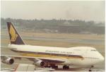 JA8037さんが、成田国際空港で撮影したシンガポール航空 747-212Bの航空フォト(写真)