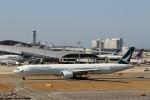 ハピネスさんが、関西国際空港で撮影したキャセイパシフィック航空 777-367の航空フォト(写真)