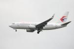 Musondaさんが、台湾桃園国際空港で撮影した中国東方航空 737-76Dの航空フォト(写真)
