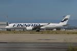 きんめいさんが、関西国際空港で撮影したフィンエアー A350-941XWBの航空フォト(写真)