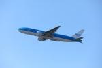 garrettさんが、ロサンゼルス国際空港で撮影したKLMオランダ航空 777-206/ERの航空フォト(写真)