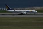 endress voyageさんが、神戸空港で撮影したスカイマーク 737-81Dの航空フォト(写真)