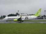 flyflygoさんが、熊本空港で撮影したソラシド エア 737-86Nの航空フォト(写真)