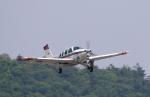 ぷぅちゃんさんが、岡山空港で撮影した航空大学校 A36 Bonanza 36の航空フォト(写真)