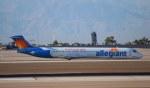 KAZKAZさんが、マッカラン国際空港で撮影したアレジアント・エア MD-82 (DC-9-82)の航空フォト(写真)