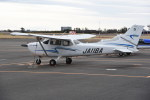 kumagorouさんが、仙台空港で撮影したジェイ・ディ・エル技研 172S Skyhawk SPの航空フォト(飛行機 写真・画像)