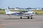 kumagorouさんが、仙台空港で撮影した日本法人所有 172P Skyhawkの航空フォト(飛行機 写真・画像)