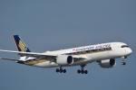 rail_airlineさんが、羽田空港で撮影したシンガポール航空 A350-941XWBの航空フォト(写真)