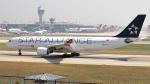 誘喜さんが、アタテュルク国際空港で撮影したターキッシュ・エアラインズ A330-223の航空フォト(写真)