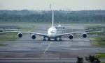 planetさんが、スワンナプーム国際空港で撮影したエミレーツ航空 A380-861の航空フォト(写真)