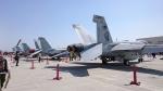 Koenig117さんが、岩国空港で撮影したアメリカ海軍 F/A-18E Super Hornetの航空フォト(写真)
