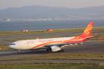 けいとパパさんが、関西国際空港で撮影した香港航空 A330-343Xの航空フォト(写真)
