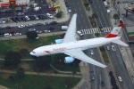 garrettさんが、ロサンゼルス国際空港で撮影したオーストリア航空 777-2Z9/ERの航空フォト(写真)