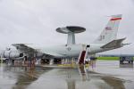 ちゃぽんさんが、横田基地で撮影したアメリカ空軍 E-3C Sentry (707-300)の航空フォト(飛行機 写真・画像)