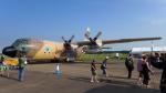 ちゃぽんさんが、フェアフォード空軍基地で撮影したヨルダン空軍 C-130H Herculesの航空フォト(写真)