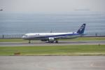 AntonioKさんが、羽田空港で撮影した全日空 A321-272Nの航空フォト(写真)