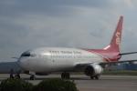 Fly Yokotayaさんが、湛江空港で撮影した深圳航空 737-8BKの航空フォト(写真)