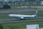 garrettさんが、福岡空港で撮影したキャセイパシフィック航空 A330-343Xの航空フォト(写真)