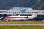 M.Mさんが、松山空港で撮影したプライベートエア Gulfstream Aerospaceの航空フォト(写真)