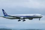 水月さんが、新千歳空港で撮影した全日空 777-381の航空フォト(写真)