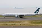 rjジジィさんが、中部国際空港で撮影したキャセイパシフィック航空 777-367の航空フォト(写真)