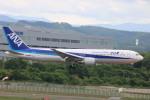 水月さんが、新千歳空港で撮影した全日空 767-381の航空フォト(写真)