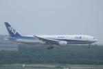 水月さんが、新千歳空港で撮影した全日空 777-281/ERの航空フォト(写真)