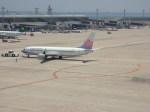kij niigataさんが、中部国際空港で撮影したチャイナエアライン 737-8SHの航空フォト(写真)